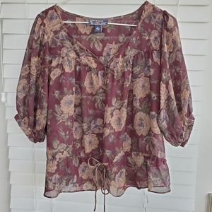 American living blouse